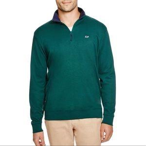 Vineyard Vines : boys classic mock neck sweatshirt